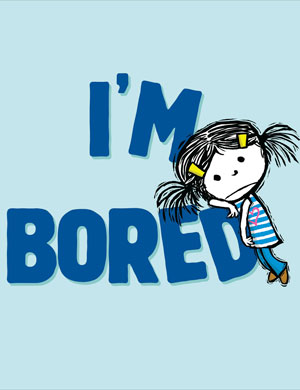 I'm Bored by Michael Ian Black and Debbie Ohi